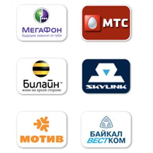 Операторы сотовой связи Сарова