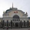 Железнодорожные вокзалы в Сарове