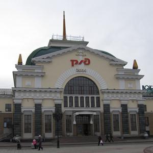 Железнодорожные вокзалы Сарова